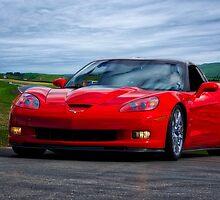 2009 Corvette ZR1 Roadster by DaveKoontz