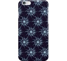 Christmas Card - Snowflakes iPhone Case/Skin