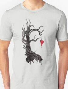 Love, like a tree Unisex T-Shirt