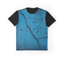Old cracked urban wall  Graphic T-Shirt