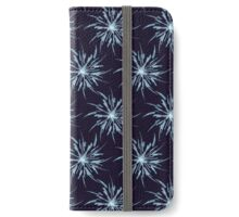 Christmas Card - Snowflakes iPhone Wallet