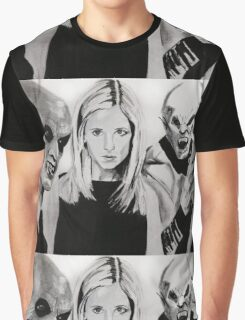Buffy Graphic T-Shirt