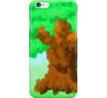 Bubble tree iPhone Case/Skin