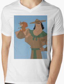 Squeek Mens V-Neck T-Shirt
