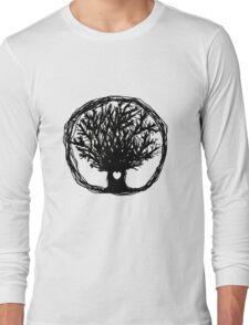 Love Life Tree Long Sleeve T-Shirt