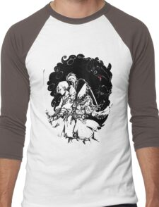 Black Desert Online Men's Baseball ¾ T-Shirt