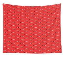 1970 Winner 917K #23 Simplistic profile Wall Tapestry