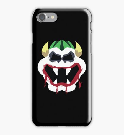 Joke's On You Bowser iPhone Case/Skin
