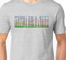 Fourteen Angry Trees Unisex T-Shirt