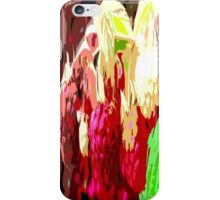 RASPBERRY HARVEST iPhone Case/Skin