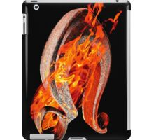 Leo Fire iPad Case/Skin