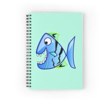 PIraNHA Spiral Notebook