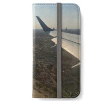 US - Massachusetts - Approaching Boston Logan iPhone Wallet/Case/Skin