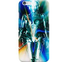 Star Light Robot iPhone Case/Skin