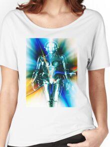 Star Light Robot Women's Relaxed Fit T-Shirt