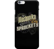 Mechanika City Sprokets iPhone Case/Skin