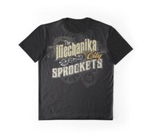 Mechanika City Sprokets Graphic T-Shirt