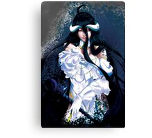 Magnificent Albedo Horns  Canvas Print