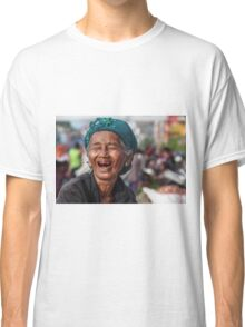 Because of Photographer Classic T-Shirt
