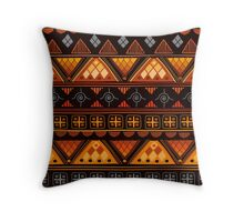 Boho Geometric Pattern Throw Pillow