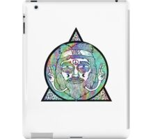 Trippy Psychedelic Hippie Design iPad Case/Skin