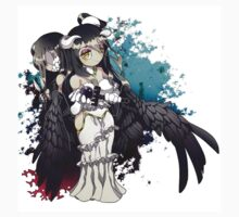 Chibi Albedo One Piece - Long Sleeve