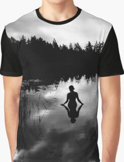 Reflecting Beauty v2 BoW Graphic T-Shirt