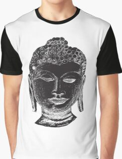 Buddha Drawing Graphic T-Shirt
