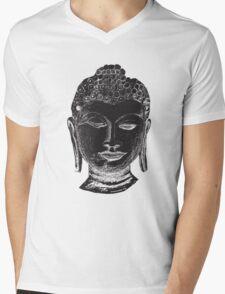 Buddha Drawing Mens V-Neck T-Shirt
