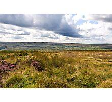 Wild country Photographic Print