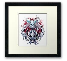 Armored Chibi - Overlord Framed Print