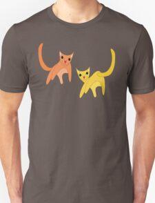 Jumpy Cats Unisex T-Shirt