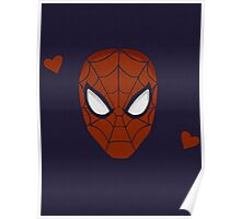 Spidey Love Poster