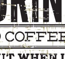 Coffee Love Sticker