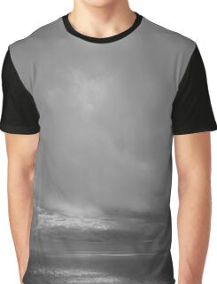 Misty seascape at high noon - photograph Graphic T-Shirt