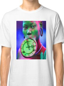 The illusion of Time Classic T-Shirt