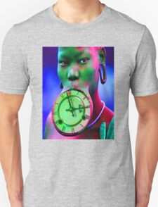 The illusion of Time Unisex T-Shirt