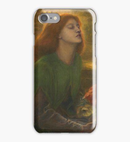 Dante Gabriel Rossetti - Beata Beatrix iPhone Case/Skin