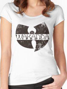 Wakanda Women's Fitted Scoop T-Shirt