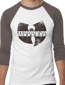 Wakanda Men's Baseball ¾ T-Shirt