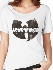 Wakanda Women's Relaxed Fit T-Shirt