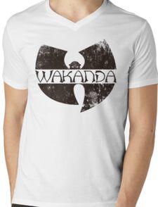 Wakanda Mens V-Neck T-Shirt