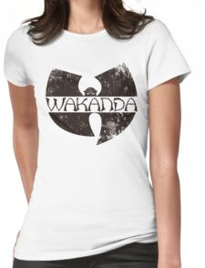 Wakanda Womens Fitted T-Shirt