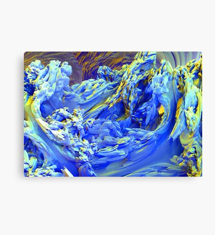 Landscape Abstract Canvas Print