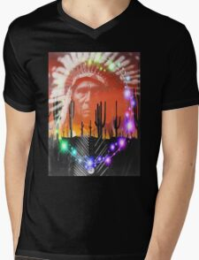 Ghost Dance Mens V-Neck T-Shirt