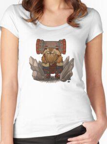 Earthshaker Women's Fitted Scoop T-Shirt