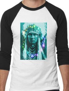 Magical Indian Chief Men's Baseball ¾ T-Shirt
