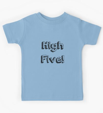 High Five! Kids Tee