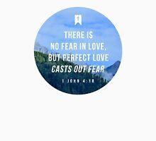 1 John 4:18 Unisex T-Shirt