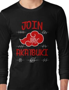 Join Akatsuki Long Sleeve T-Shirt